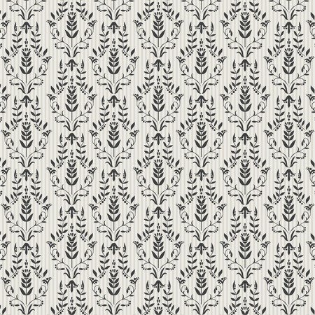 retro wallpaper - vector Vector
