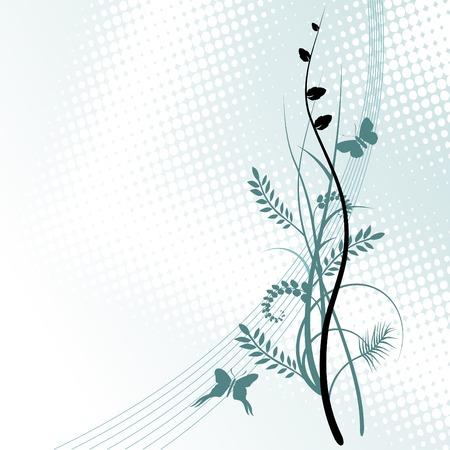 printemps - bannière ensemble Vecteurs