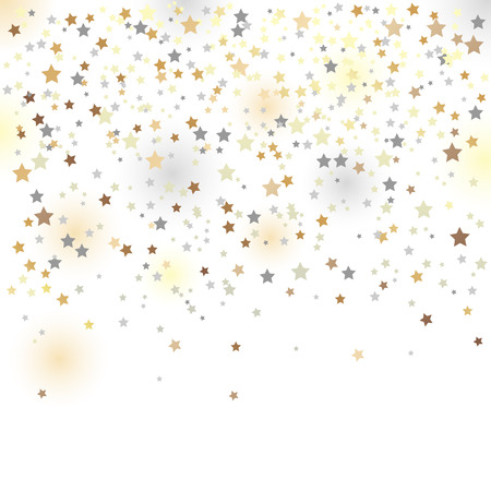 confetti, vector illustration  Vector
