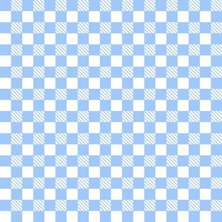 sanificazione: Sfondo della tabella panno, disegno astratto geometrica