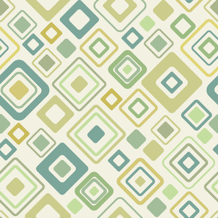 repetition row: Vintage pattern - vector