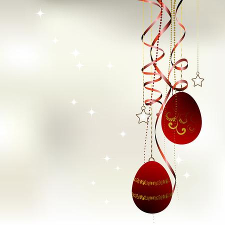 Greeting card - vector set, illustration Stock Vector - 8691647
