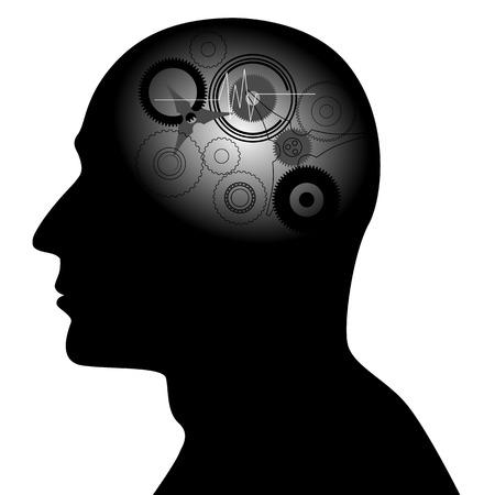 thinking machine: Jefe de equipo