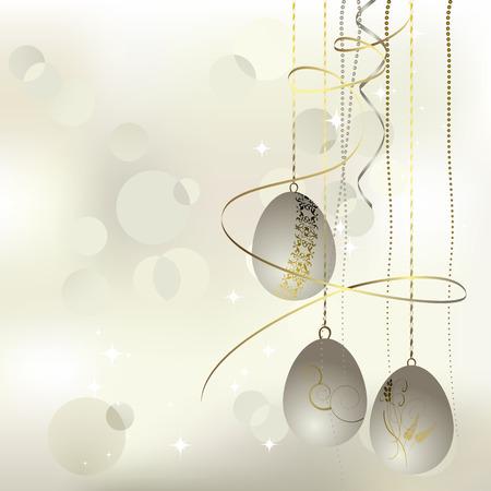 Greeting card - illustration Stock Vector - 9044754