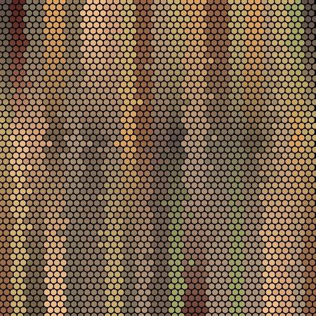 Vector abstract background, Regenbogen Standard-Bild - 10957652
