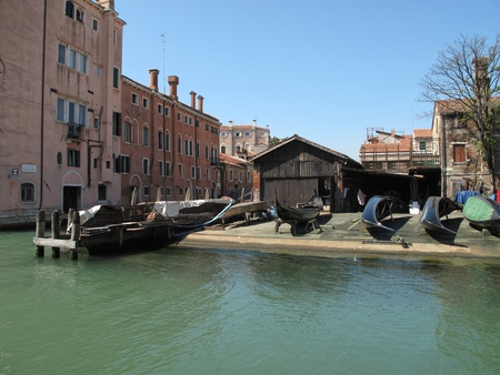 Summer in Venice, Canale Grande, Italy