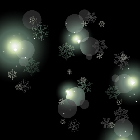 glittering lights background Vector