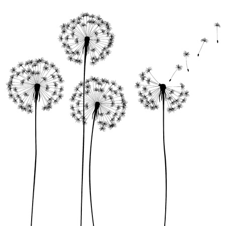 collection, for designers, plant vector Stock Illustratie