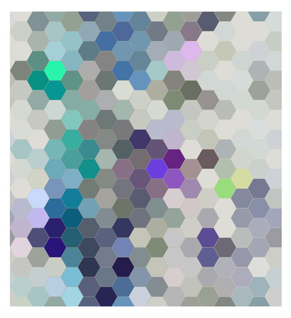 designe: Hexagon seamless patern, vector abstract background