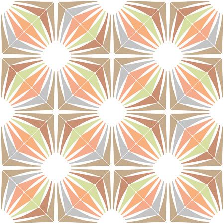 retro: Retro wallpaper - Vintage pattern