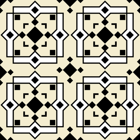 ceramic: ceramic tiles with seamless pattern