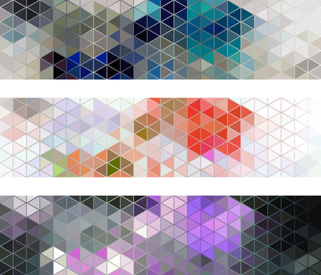 diamond shape: Diamond seamless pattern, vector abstract background Illustration