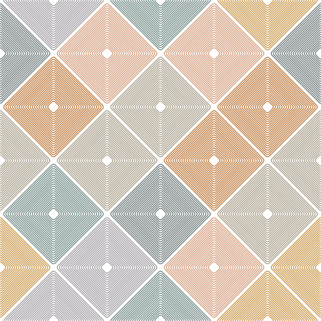 stripes seamless: Seamless pattern modern stylish texture. Repeating geometric tiles with rhombuses.