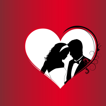 closeness: Lovers. Valentines Day
