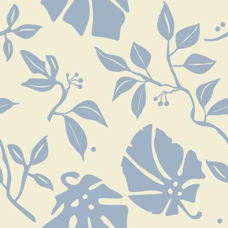petal: seamless vector wallpaper