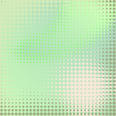 Abstract Background, Spring, Green. Illustration. Computer Generated Bitmap