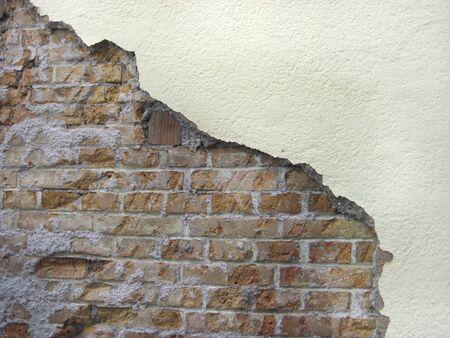 Old brick wall in a background image Reklamní fotografie