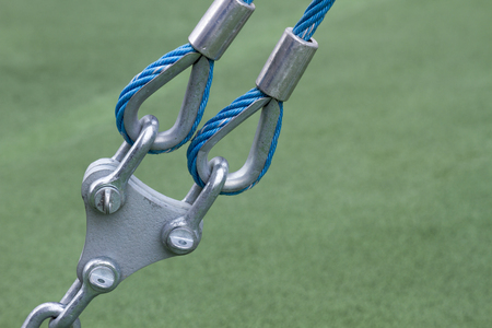 fixed line: Rope fixing