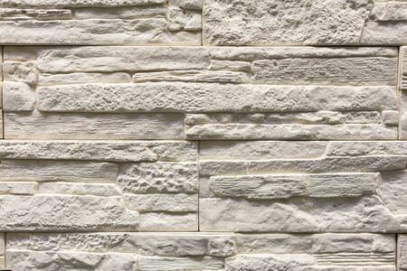 Gray decorative stone background.