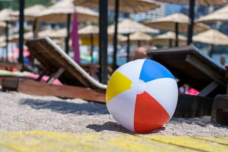Toys sea sand 写真素材