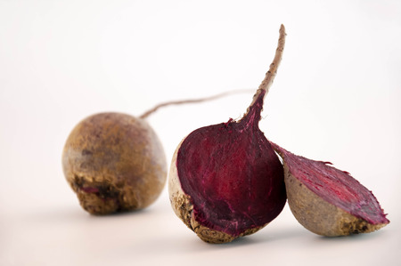 Cut beet