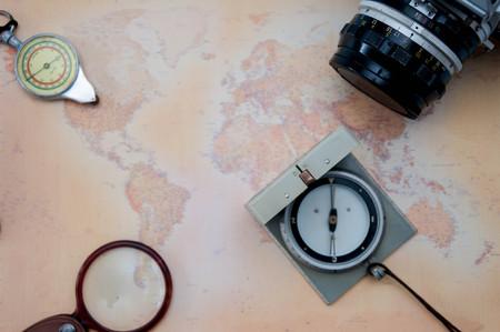 Fond de voyage