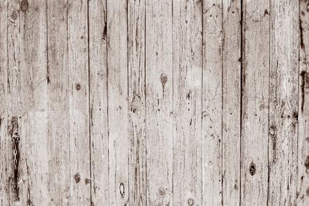 Fondo blanco madera Grunge. Textura de madera del tablón