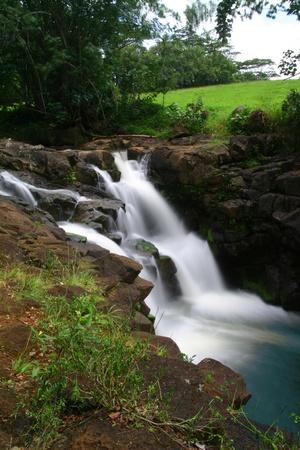 Hoopii Falls on Kauai