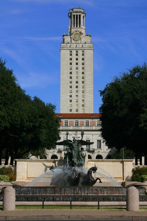 charles county: University of Texas Tower