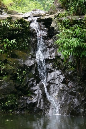 Swing Waterfall photo