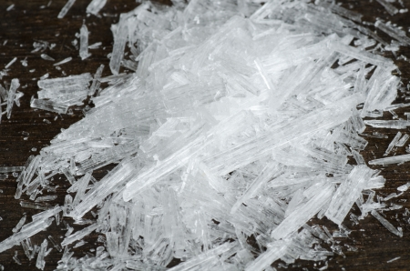 medicated: Menthol Crystals