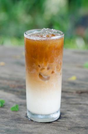 cocteles: hielo caf�