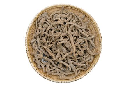 Thai herb scientific name Angelica sinensis (Oliv.) Diels,Angelica polymorpha Maxim. var. sinensis Oliv.,Umbelliferae