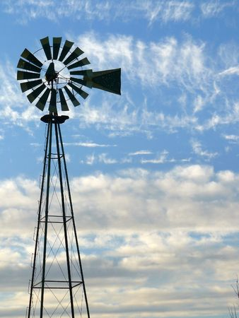 Windmill Banco de Imagens - 3798414