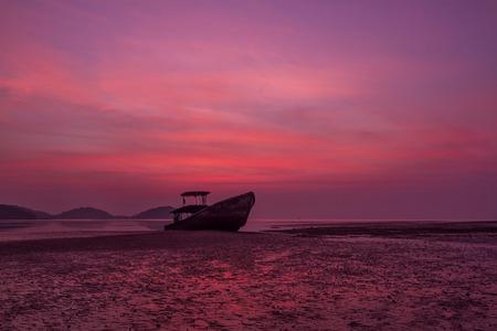 sky at dawn photo