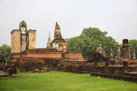 ruined: Sukhothai Ruined