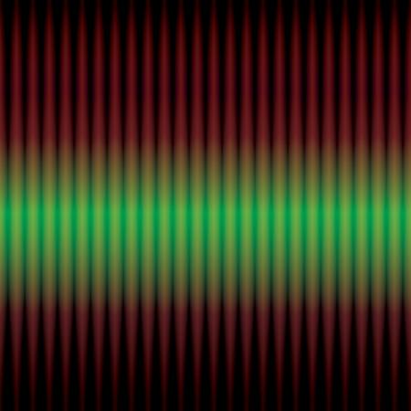 illustration of a green futuristic techno background Stock Vector - 13998932