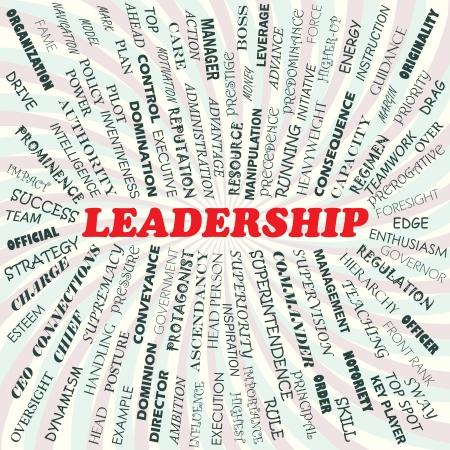 illustration of leadership concept Stock Vector - 19130839