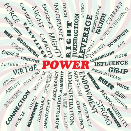 robust: illustration of power concept