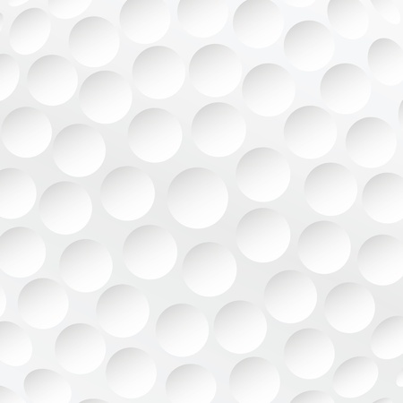 realistic rendition of golf ball texture closeup