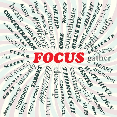 unify: illustration of focus concept