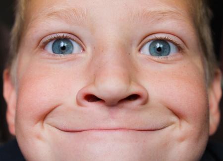 daft: Cross eyed boy