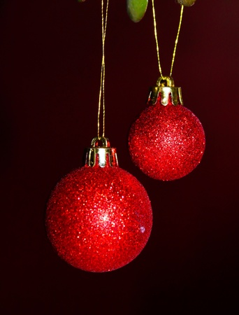 shiny: Christmas Baubles