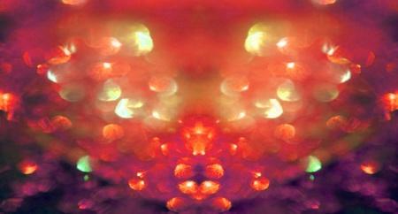 shiny: Red glittery heart