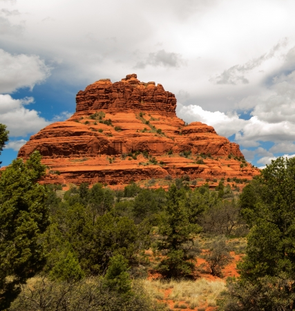 Bell rock of Sedona Arizona
