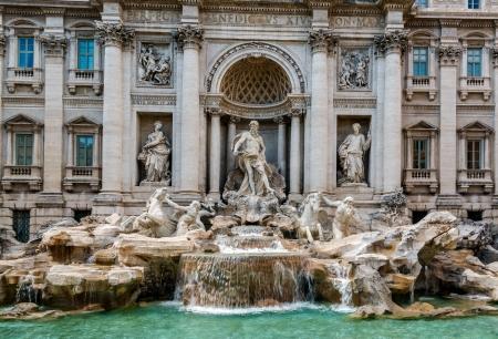 fontana: Fountain of Trevi