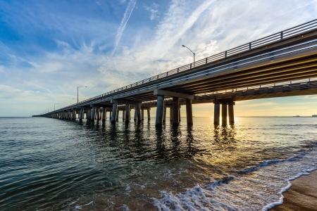 vanish: Chesapeake Bay Bridge