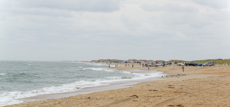 hatteras: Surf Fishing  at Cape Hatteras