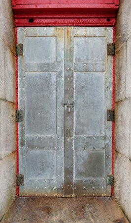 Door to the Cape Hatteras Lighthouse