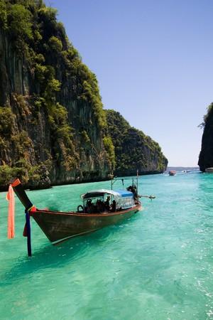pee pee: Pee Pee Island a Krabi Thailand